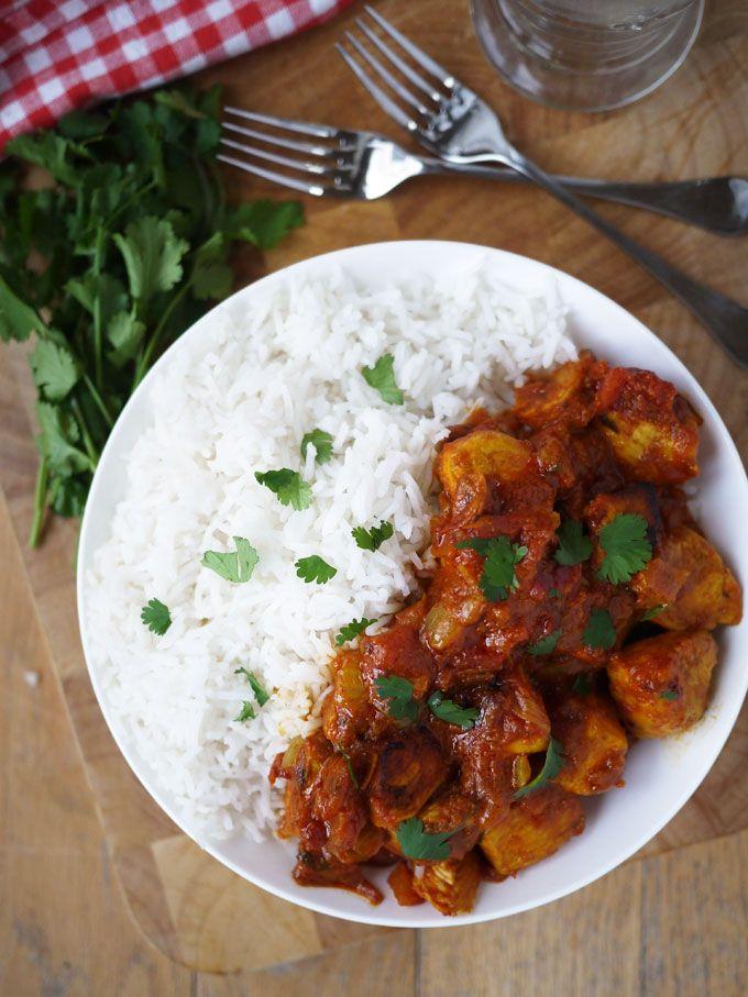 Tefal ActiFry Chicken Tikka Masala