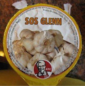 Cum sa faci sos de usturoi ca la KFC
