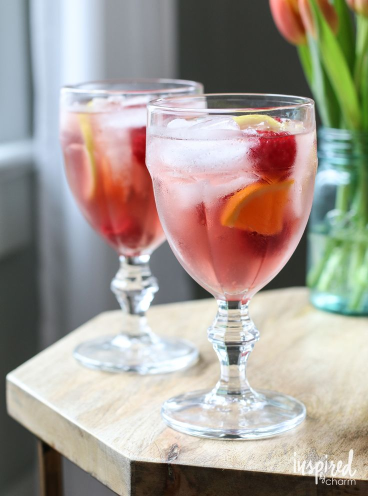sangria for spring | Food And Wine | Pinterest