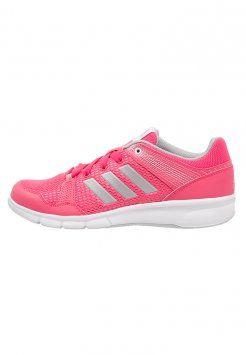 adidas Performance - NIRAYA - Zapatillas fitness e indoor - super pink/silver metallic/super pop