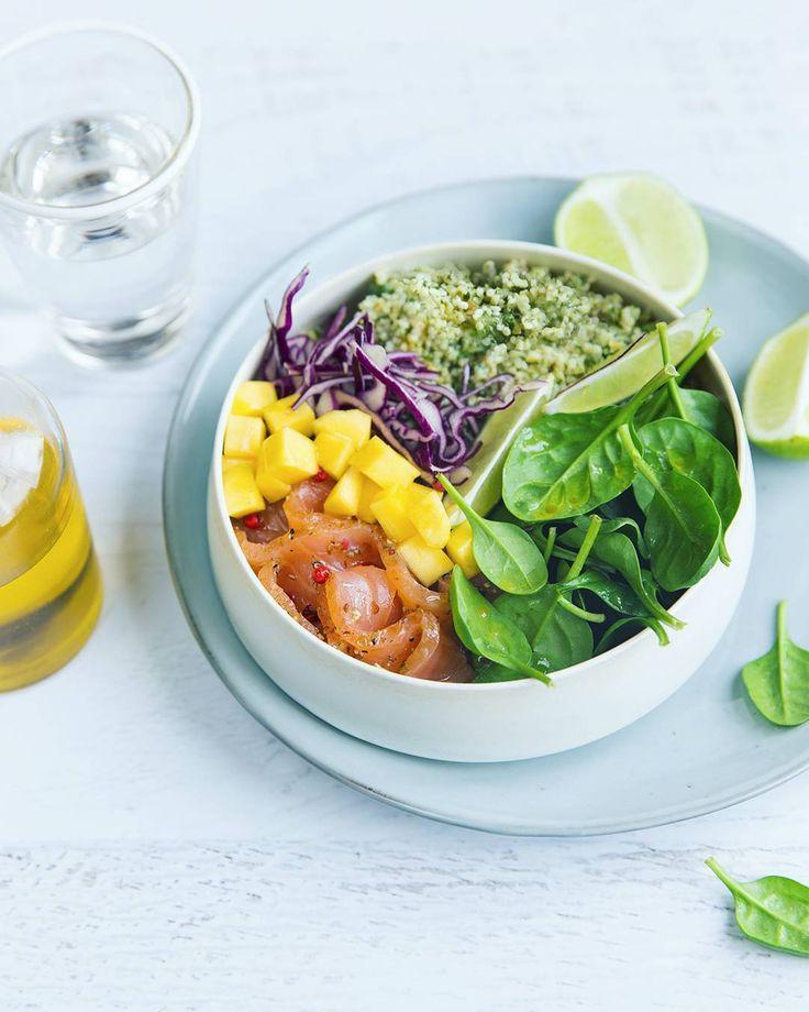 Une salade toute fraîche pour vous souhaiter un bon week-end ! Ici demain sera encore studieux (#teamfreelancesousleau) mais dimanche sera (enfin) plus calme. Et de votre côté quoi de prevu ?