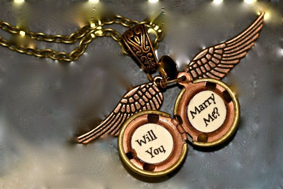 26 Adorably Unusual Ways To Propose To Someone THE GOLDEN SNITCH.