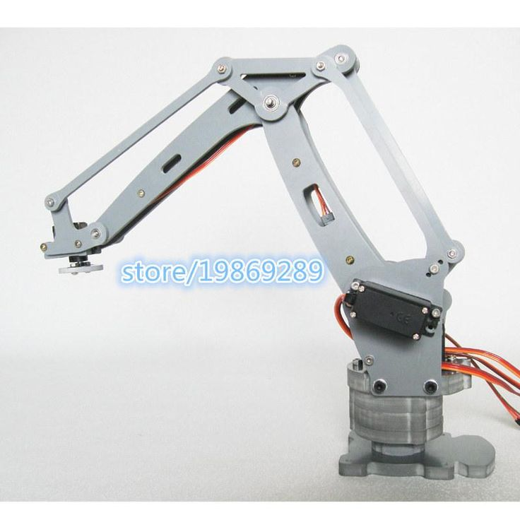 DIY Open Source Arduino Palletizing Robot Manipulator Model Agency Rack Robot Arm CNC Machinery Online with $157.07/Piece on Qq1984tx's Store | DHgate.com