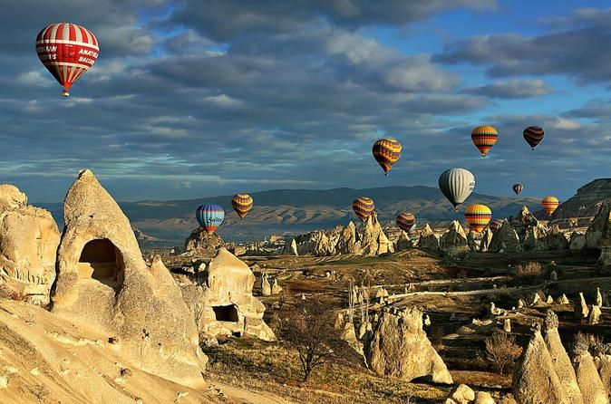 Cappadocia 3-Day Tour from Kemer Discover the most beautiful valleys of Cappadocia, visit rock cut houses and churches, explore amazing underground city, visit worldwide famous Mevlana museum in Konya and the pottery town of Avanos. Amazing rocky landscape of Cappadocia and its unique fairy chimneys will stay in your memories forever. Enjoy a 3 day tour in Cappadocia.