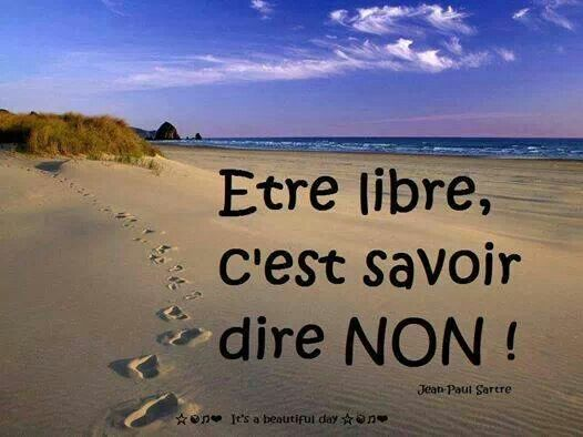 #quote #positive #citations #text #french #life #bonheur #post #love #amour #non #libre #free