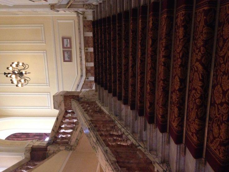 Brighton Metropole Hilton Hotel- main staircase