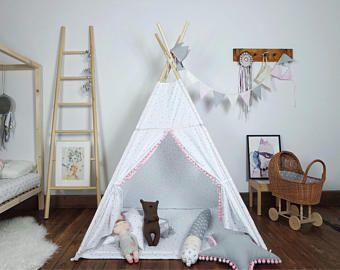 Teepee bambini ~ The best play teepee ideas kids teepee tent
