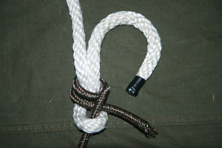 The Double Becket Bend • join 2 ropes • useful and important knots for survival or emergencies • applies in many situations • easy to learn • easy to untie