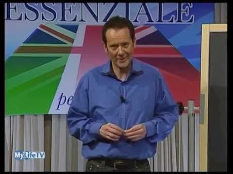 John Peter Sloan - Lezione 3 - Essential English - YouTube