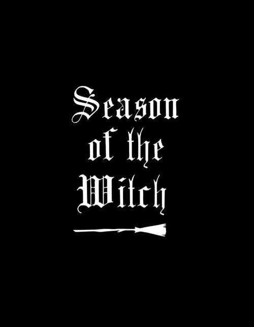 Season of the witch....one of my favorite Donovan songs.