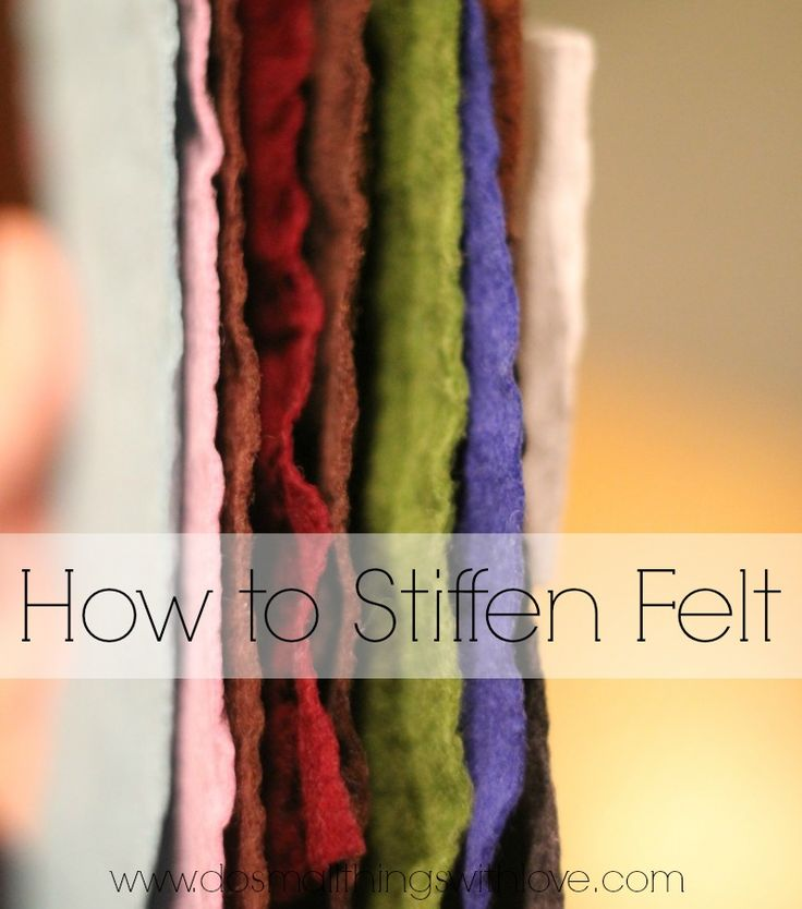 wool felt projects Wool felt is one of the most versatile and practical craft fabrics  edges do not  unravel it's perfect for teaching children to sew and for quick and easy projects.