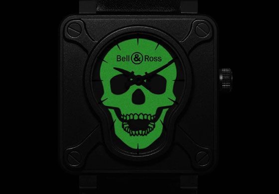 5 Skull Watches We Can't Get Out of Our Heads