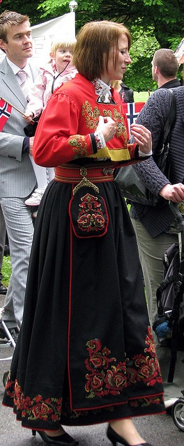 Norwegian constitution Day, May 17th,