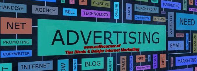 Ini Dia Tips Memulai Bisnis Advertising ~ TIPS BISNIS DAN BELAJAR INTERNET MARKETING   TEKNIK BLOGGING