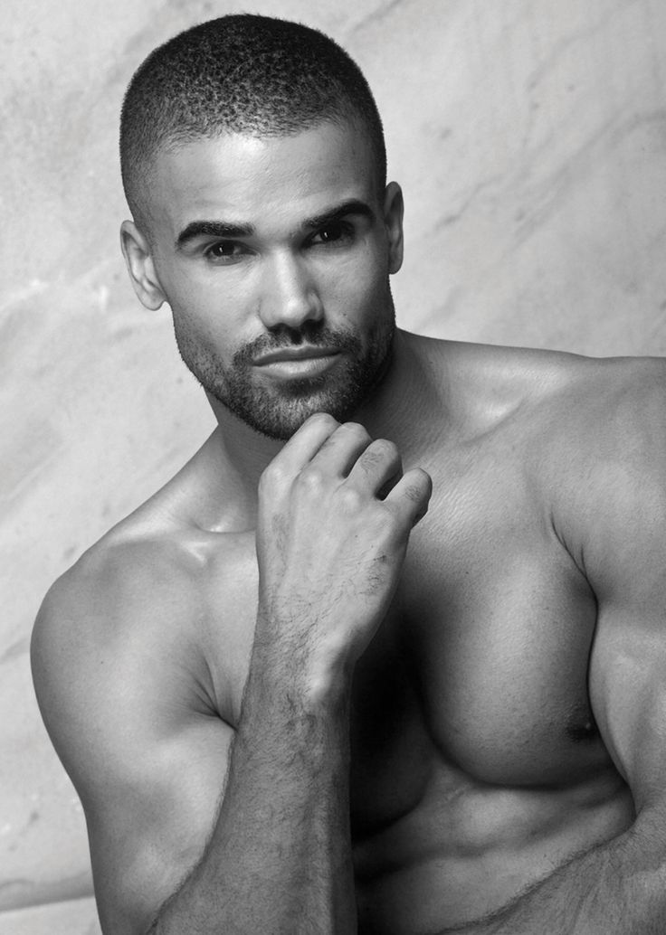 Shemar Moore, need I say more