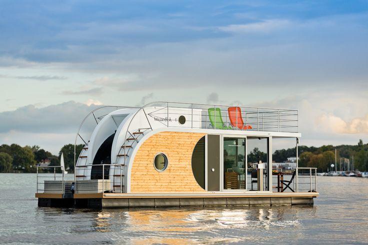 buy Houseboat - casas flutuantes Nautilus - também a liberdade precisa de uma casa, comprar casa flutuante.