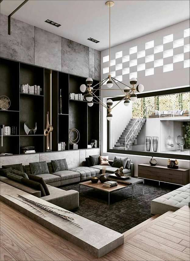 Rustic And Modern Home Decor Ideas For Classy Elegant Styles Interior Design Living Room Living Design Interior Design Interior Design Living Room