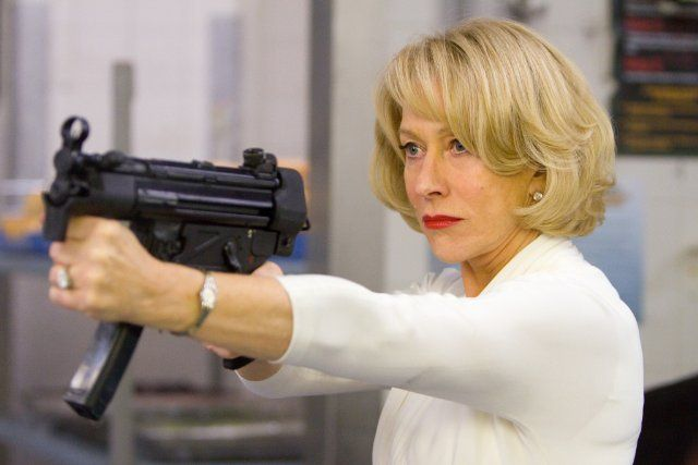 """""""The trick in life is learning how to deal with it."""" -Helen Mirren"""