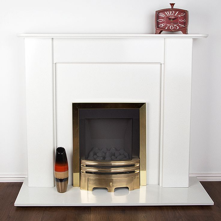 how to build a fake fireplace wall