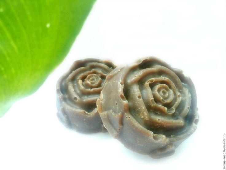 Купить Чудодейственная МАРГОЗА натуральное шампуневое мыло для сухих волос - Косметика ручной работы