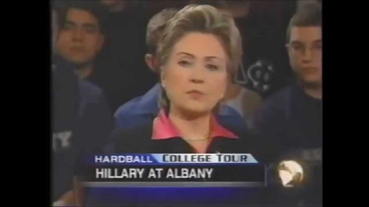 Hillary Clinton Admitting She is AGAINST Gay Marriage and FOR Iraq War
