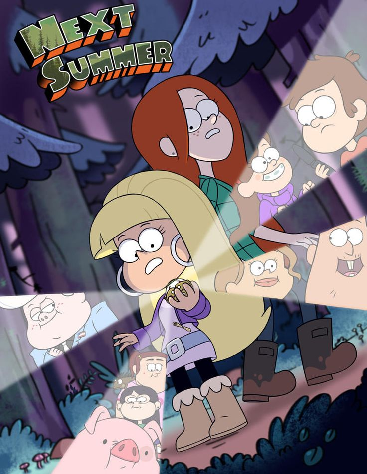 Fallin' for Gravity by theCHAMBA | Gravity Falls | Know Your Meme