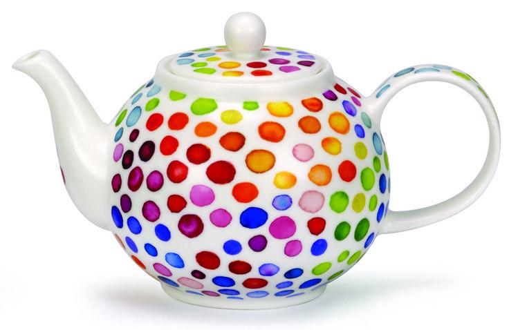 Dunoon Hots Spots Large Teapot