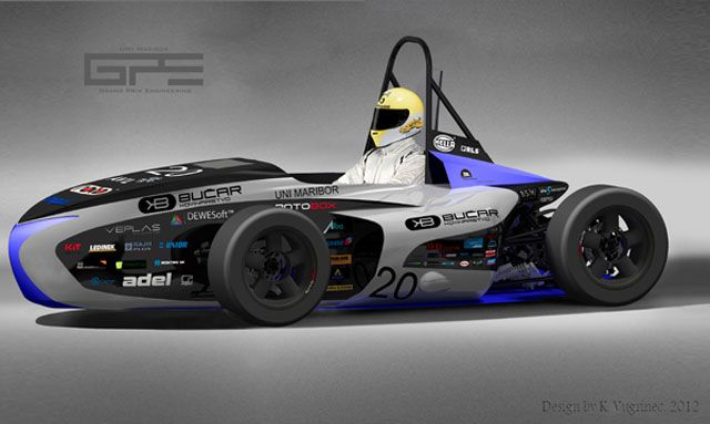 formula student car Formula student is a students engineering competition where student teams from around the world design, build, test, and race a small-scale formula style racing car the cars are judged, by industry specialists, on a number of criteria in different typologies of events:.