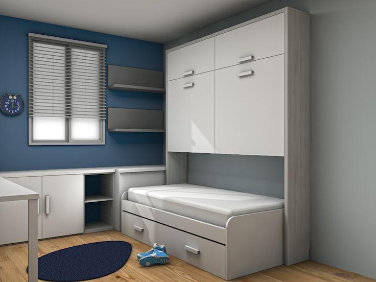 Nuestros clientes nos piden #habitaciones como esta: ¿Que os parece?
