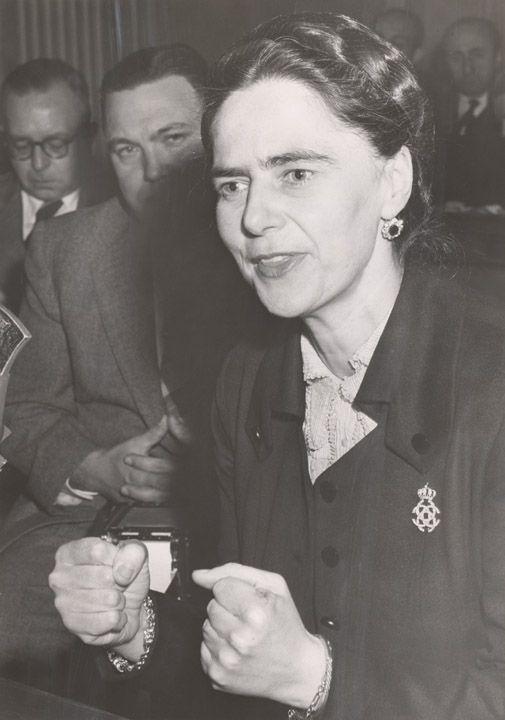 Princess Ileana of Romania Gallery / Princess Ileana Photograph