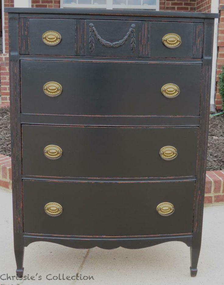 Black Distressed Furniture | black distressed furniture