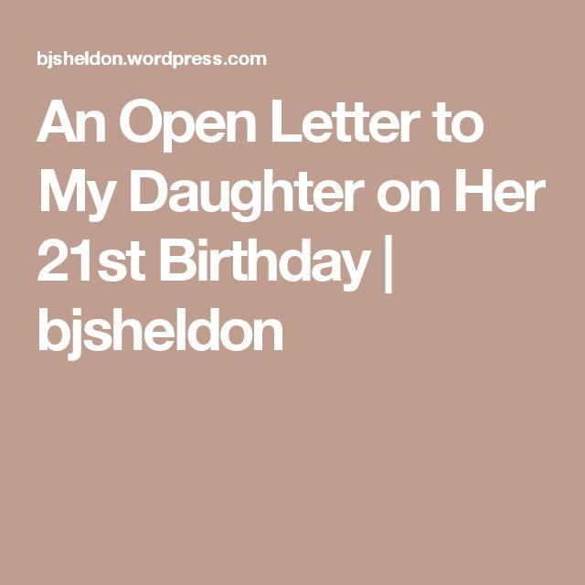 top 25 best daughter birthday ideas on pinterest