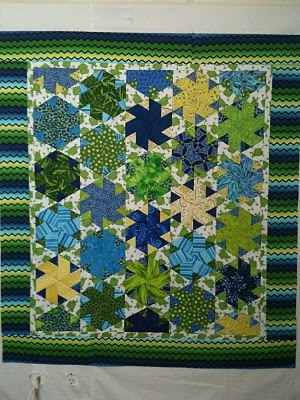25 best Quilts - 60 Degree Triangles images on Pinterest ... : 60 degree triangle quilt - Adamdwight.com