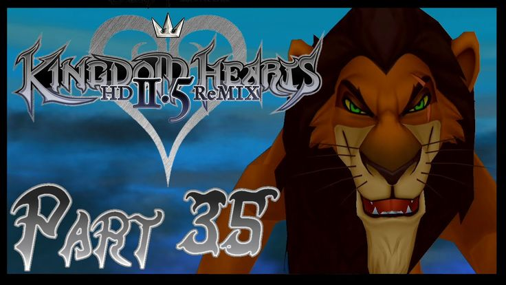 Kingdom Hearts - 2.5 HD Remix - Kingdom Hearts II Final Mix - Part 35- K...