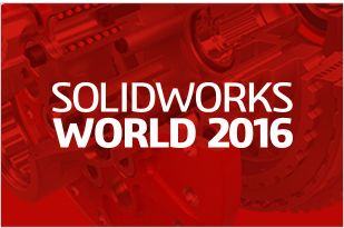 Solid Works World 2016