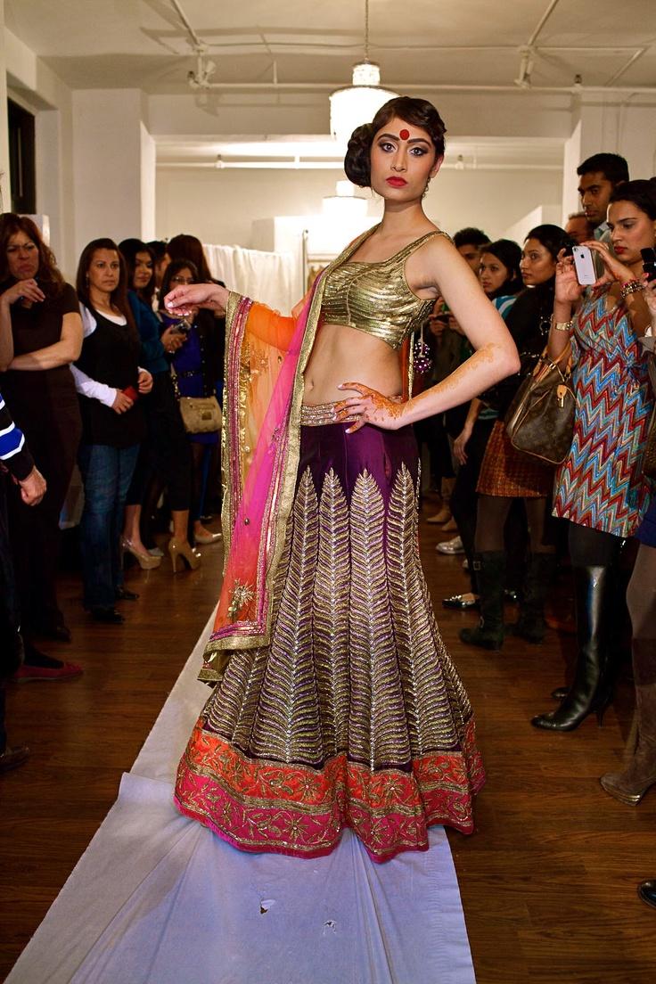 Lengha from Shehnaai Couture