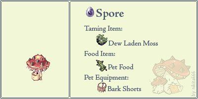 Spore Pet