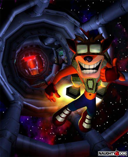 I miss this guy! Old school Crash Bandicoot FTW!