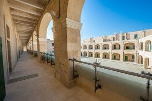OPEN DAY at Fort St Elmo, Valletta /  Visit the soon to be inaugurated Fort St Elmo, housing the new National War Museum which covers Malta's military history from prehistory to the present day. /  Opening times: 10.00 – 18.00hrs (last admission at 17.30hrs).