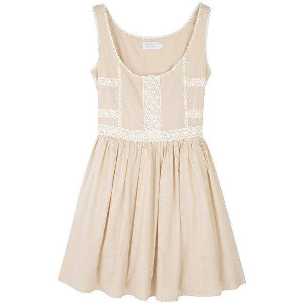 Irwin & Jordan   Hansel & Gretel Mini Dress by Irwin & Jordan ($74) ❤ liked on Polyvore
