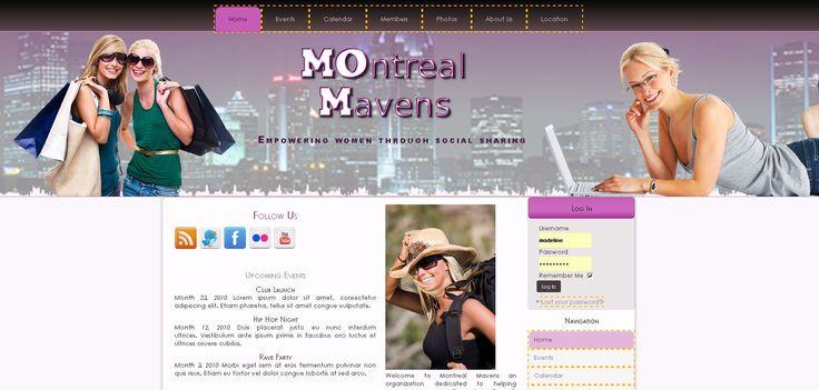 Montreal Mavens Women's Social Club