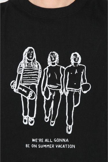 JOURNAL STANDARD(ジャーナルスタンダード) NAIJEL GRAPH×JS / ナイジェルグラフ別注ジャーナルスタンダード : Tシャツ1 | スタイルクルーズ