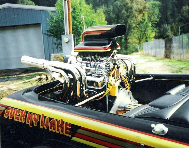 Great Outdoors Movie Jet Boat