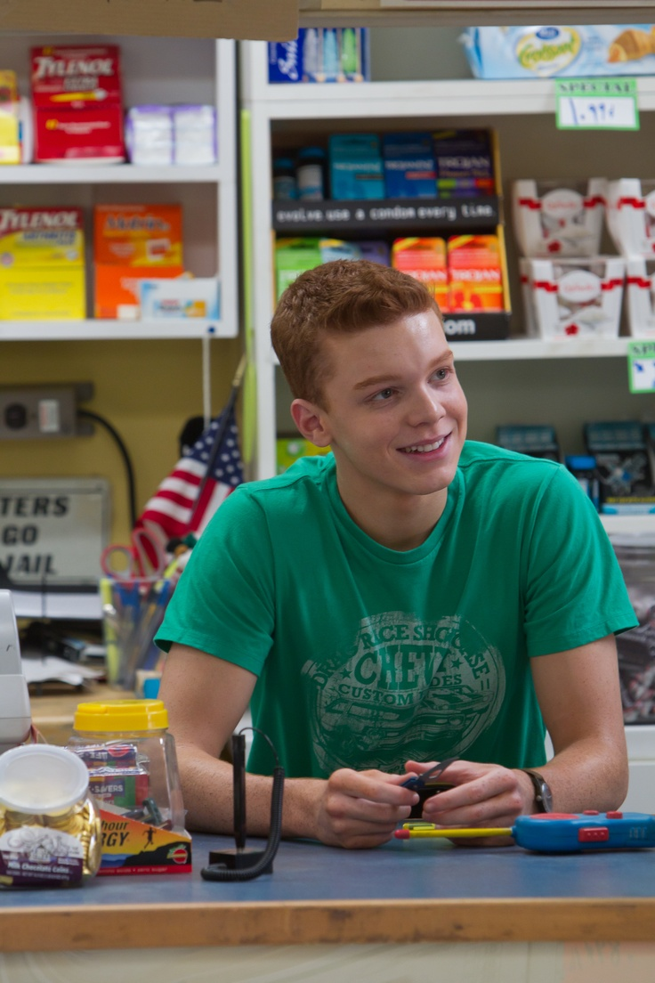 Fraternal loyalty doesn't extend to stupidity, bud. -Ian, #Shameless #showtime #CameronMonaghan
