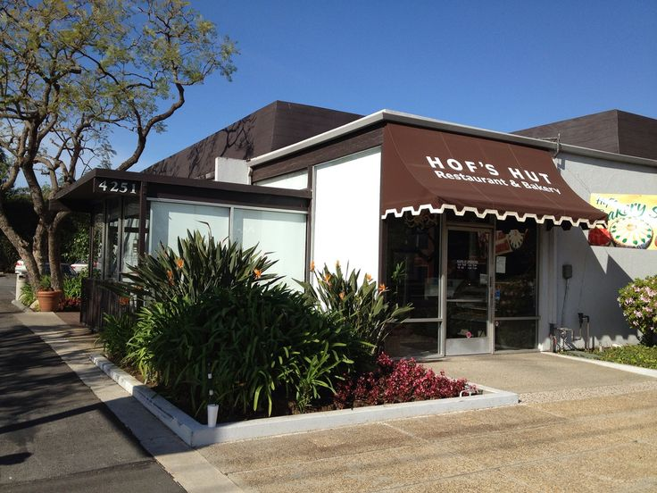Hof S Hut Restaurant Bakery Long Beach Ca