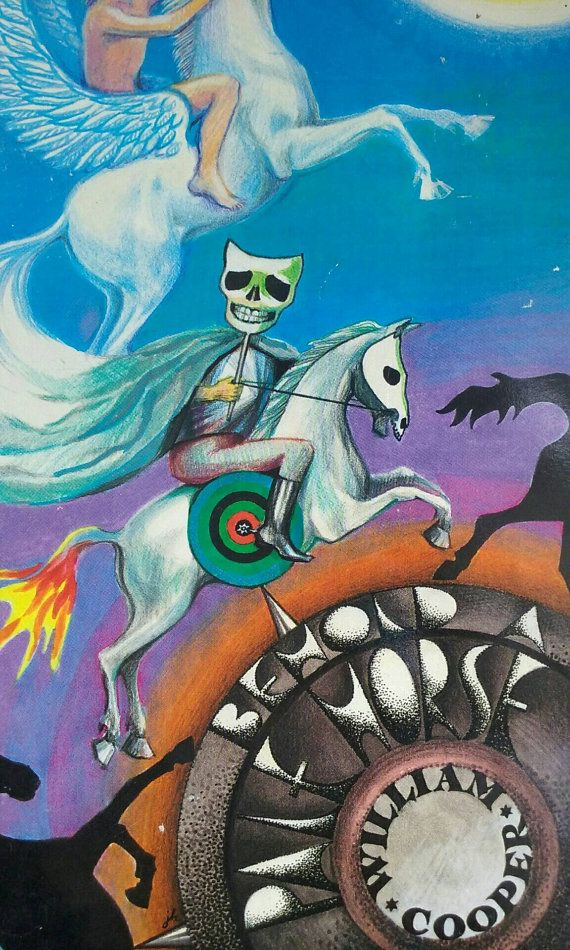 Behold A Pale Horse by Milton William Cooper by NovaNostalgia