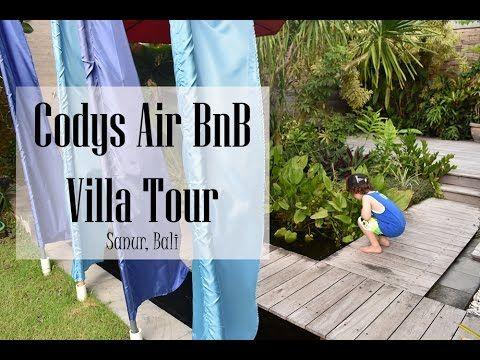 Cody's Bali Villa Tour