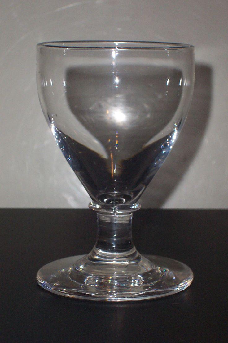Victorian RUMMER...105mm... polished pontil.