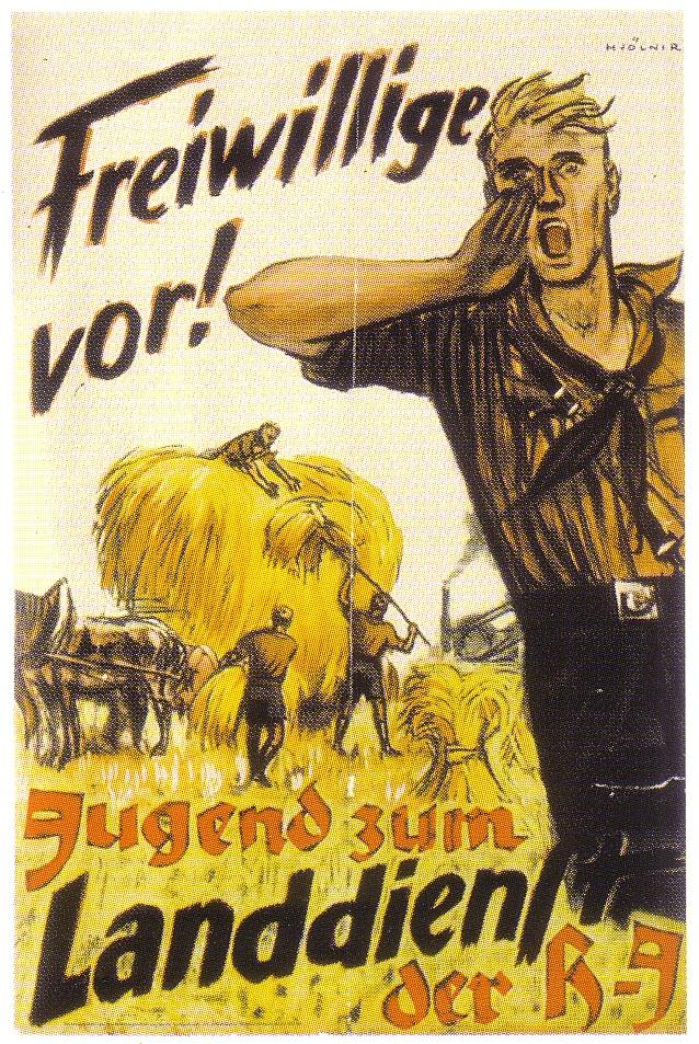10 AntiGerman Propaganda Posters from World War One