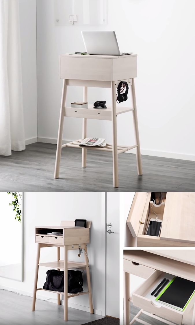 KNOTTEN Standing Table IKEA 2017